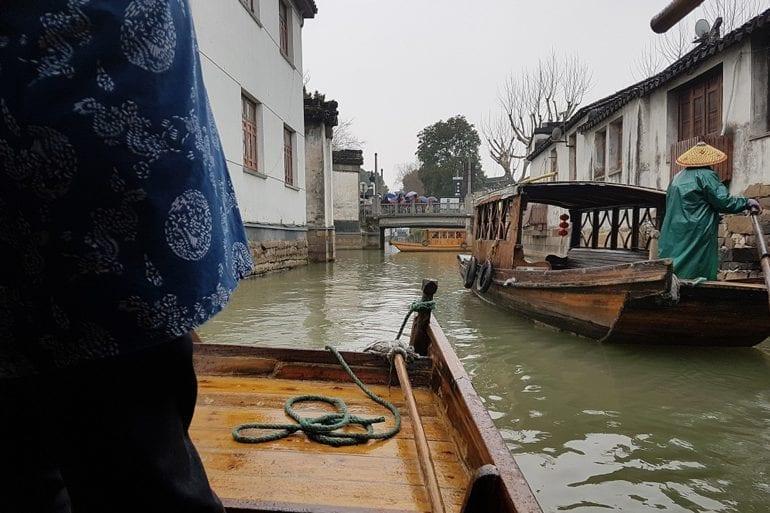 La Belleza única de Suzhou