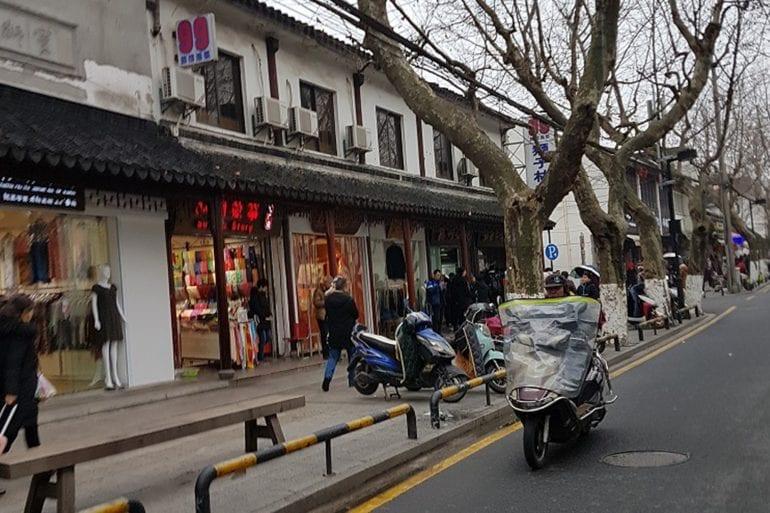 Ping Jiang Road