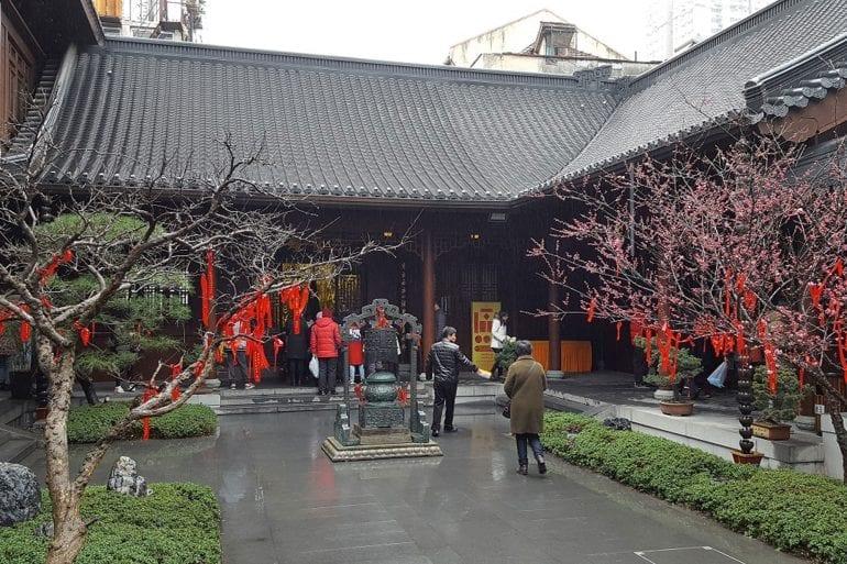 El Templo del Buda de Jade