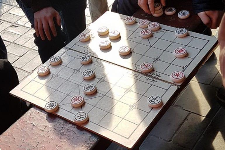 Mahjong, el original juego de mesa chino
