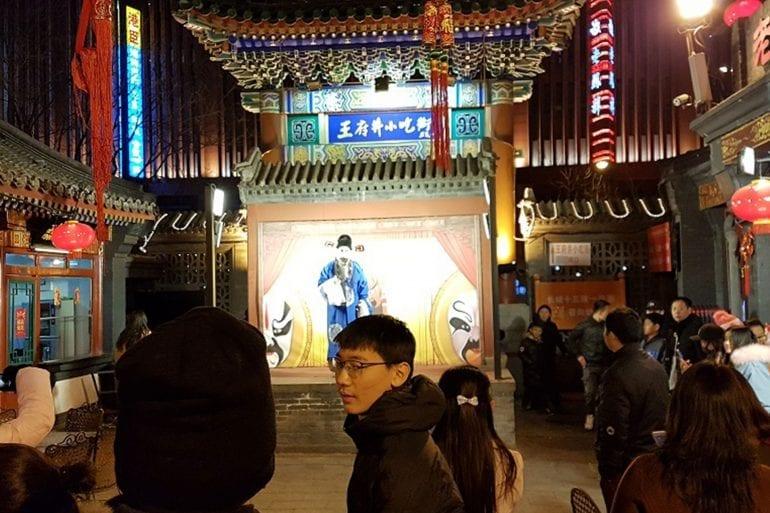 Mercado Nocturno de Wangfujing