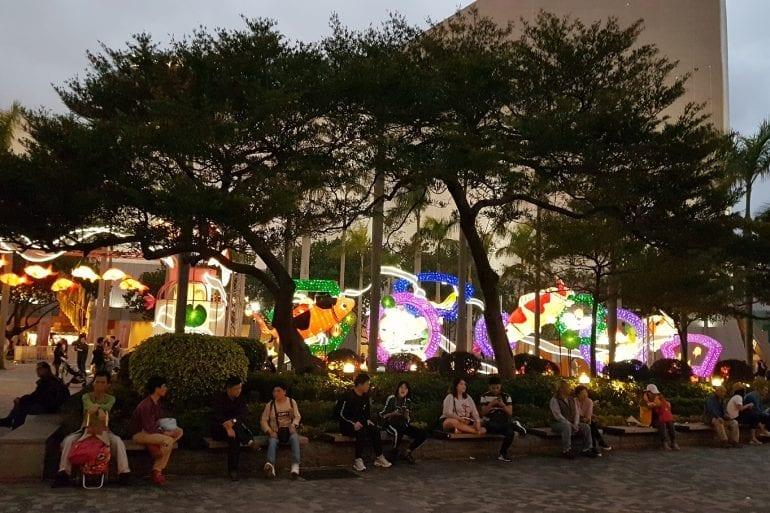 Paseo Espectacular desde Tsim Sha Tsui