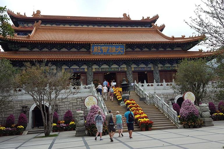 Monasterio Po Lin