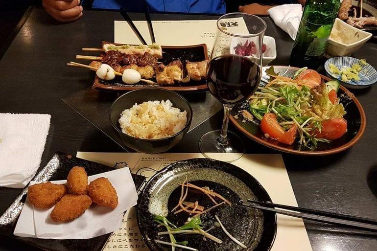 Una gastronomía exquisita