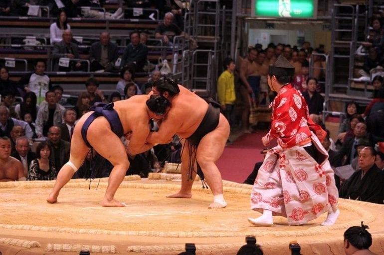 La Lucha de Sumo