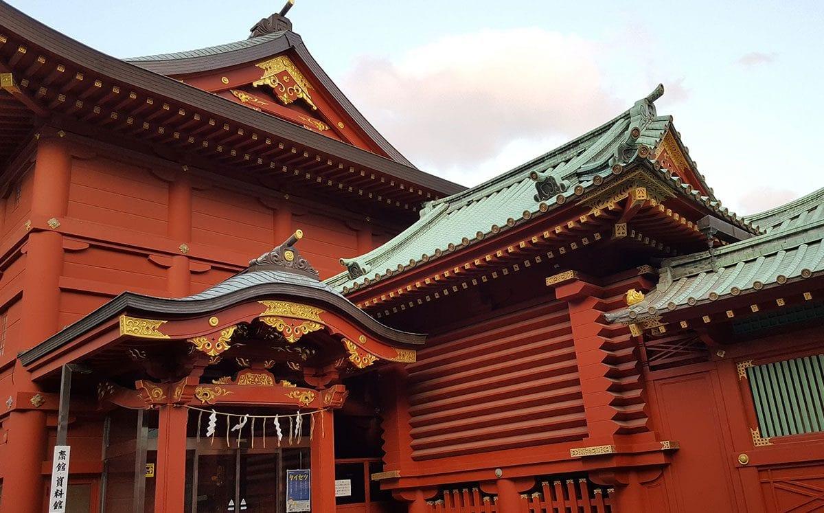 Santuario de Kanda Myojin