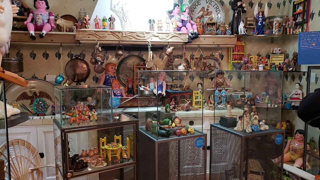 """Visita el Museo del Juguete """"La Esquina"""""""