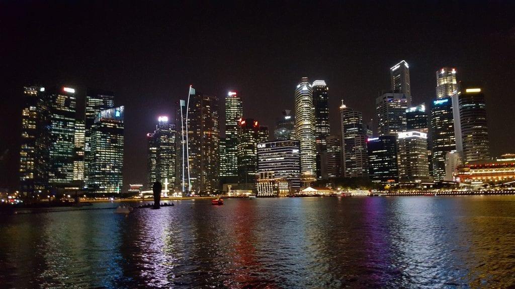 Singapur Intro