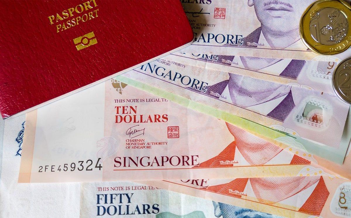 Singapur y su moneda