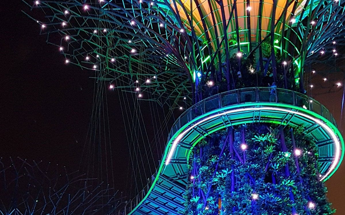 Singapur y su tecnología inteligente