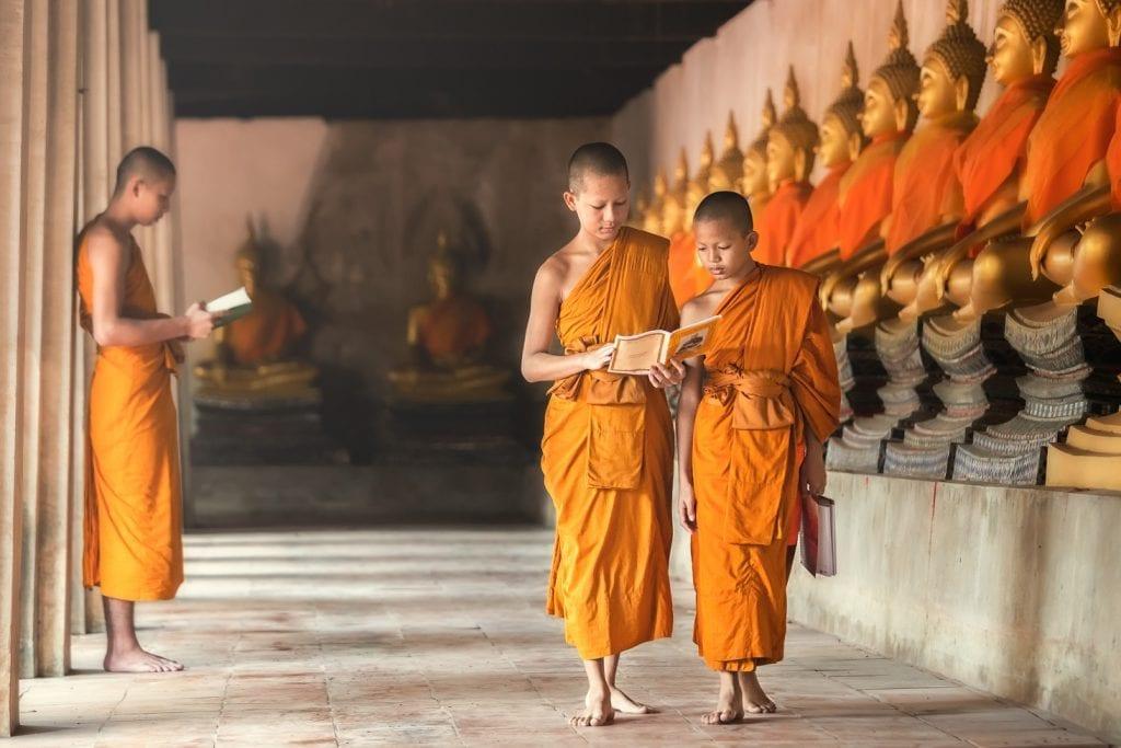 Tailandia Sus templos, su tradición, sus playas y su rey!