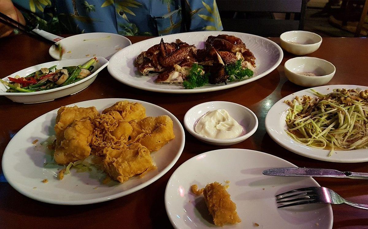 Gastronomía… mezcla de culturas