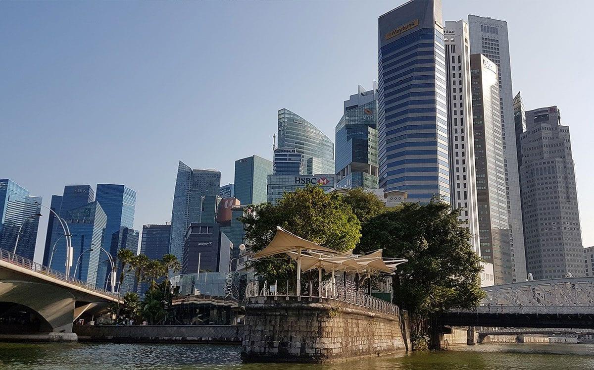 River Cruise en Singapure