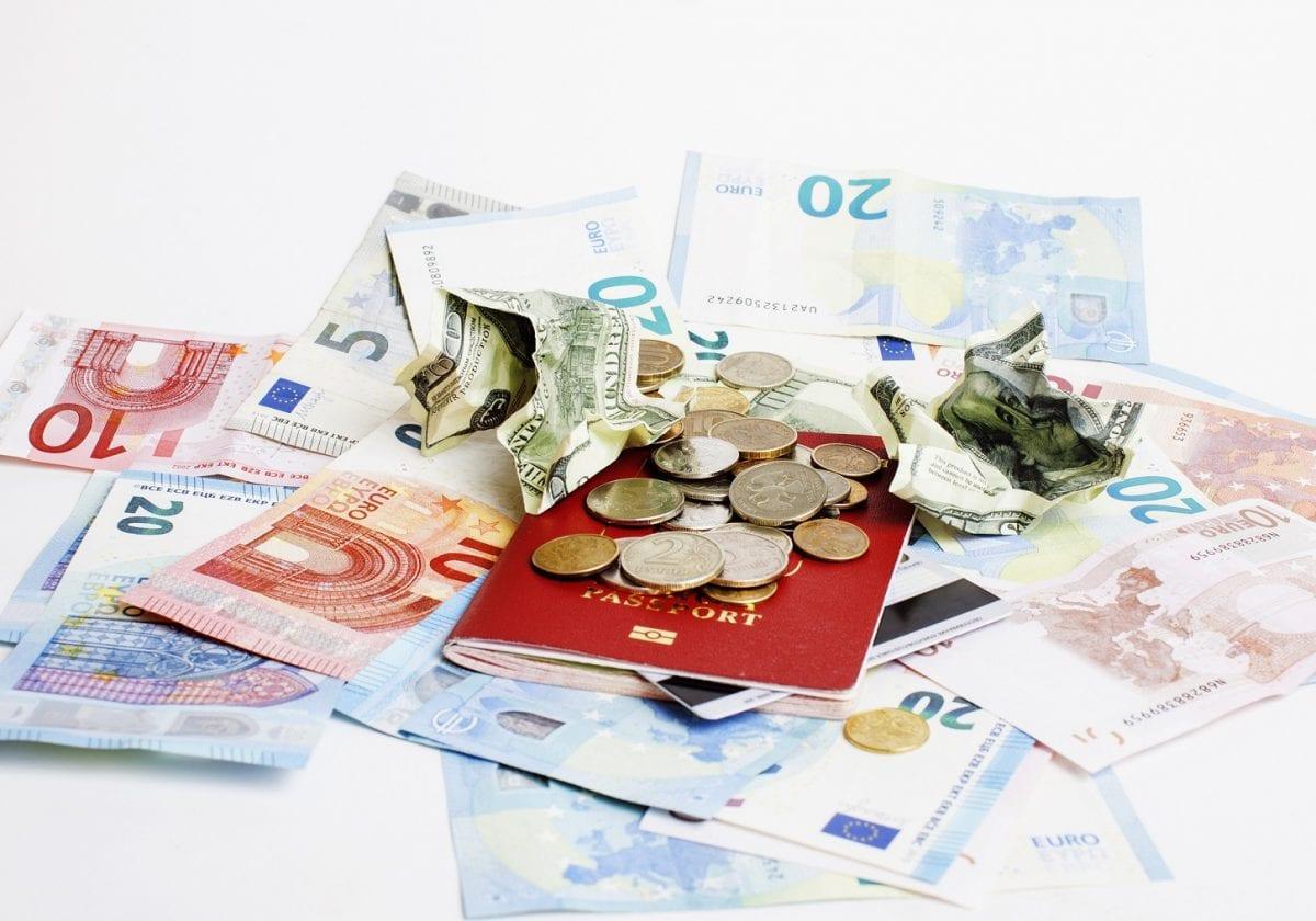 Visado y moneda