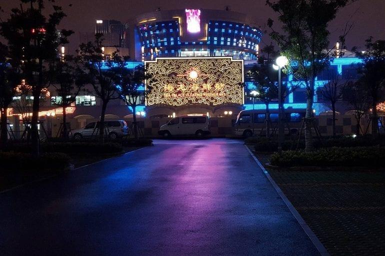Distrito de Pudong (Lujiazui) –Centro Financiero Internacional