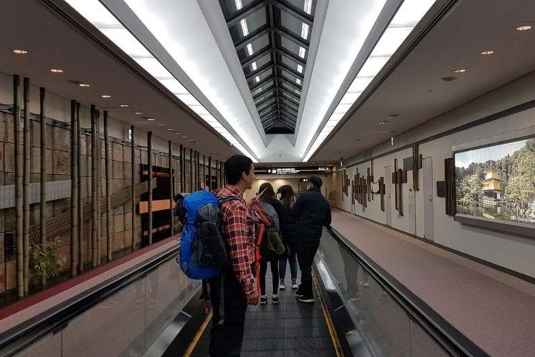 Guarda Equipaje en Aeropuertos o Estaciones de Tren