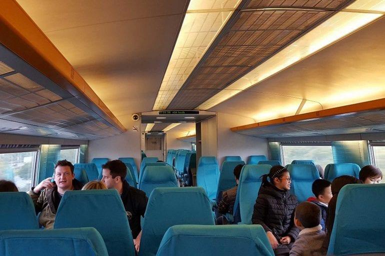 Tren Maglev, más que un transporte