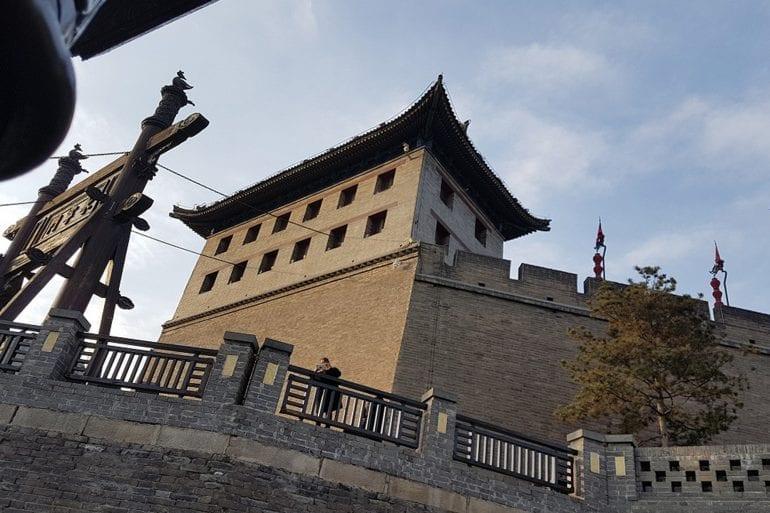 Muralla Medieval de Xi'an