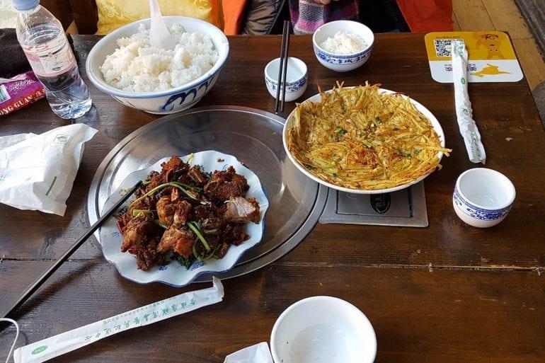 Más allá del vegetarianismo tibetano…