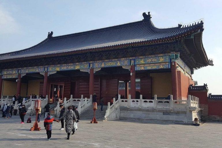 Tian Tan, Templo del Cielo