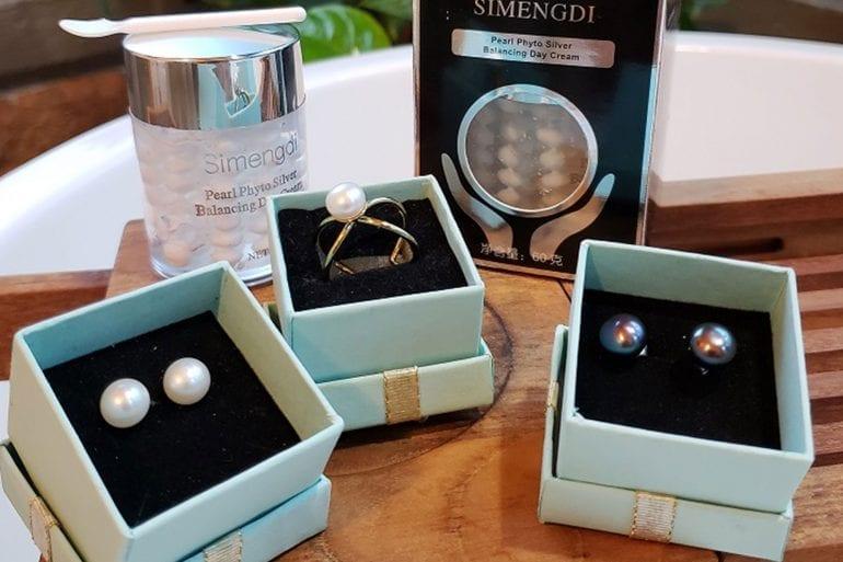 Cultivo de perlas de agua dulce (Fábrica y tienda de perlas)