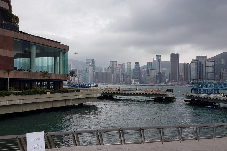Hong Kong, más allá de su división territorial