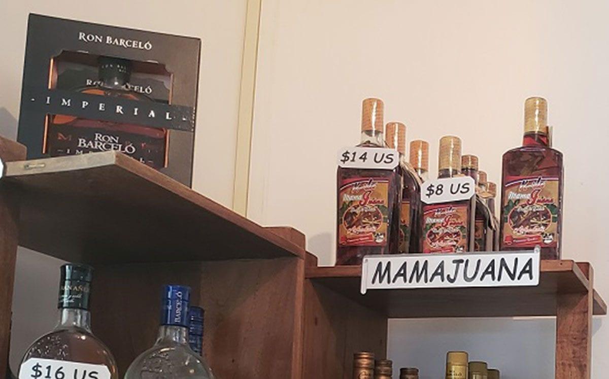 Mamajuana…  Bebida tradicional dominicana