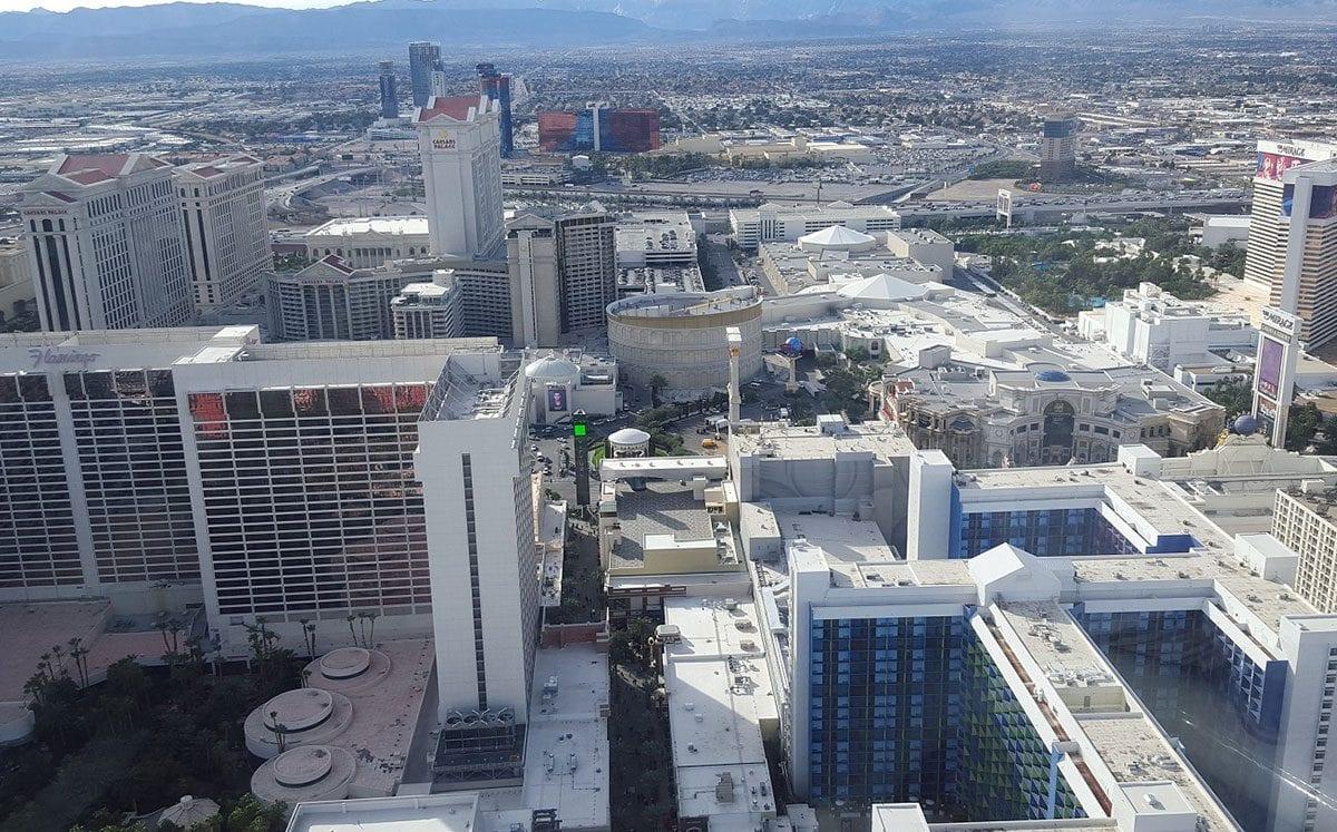 Las Vegas y su nacimiento