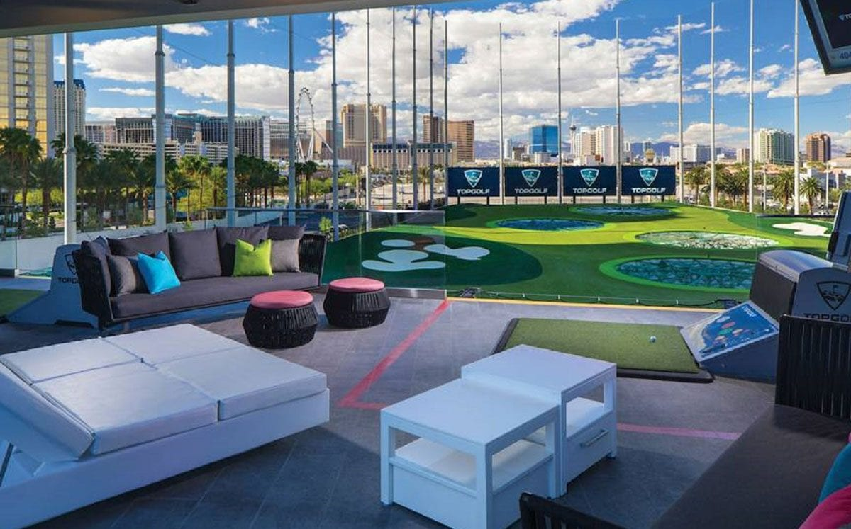 TopGolf MGM Grand