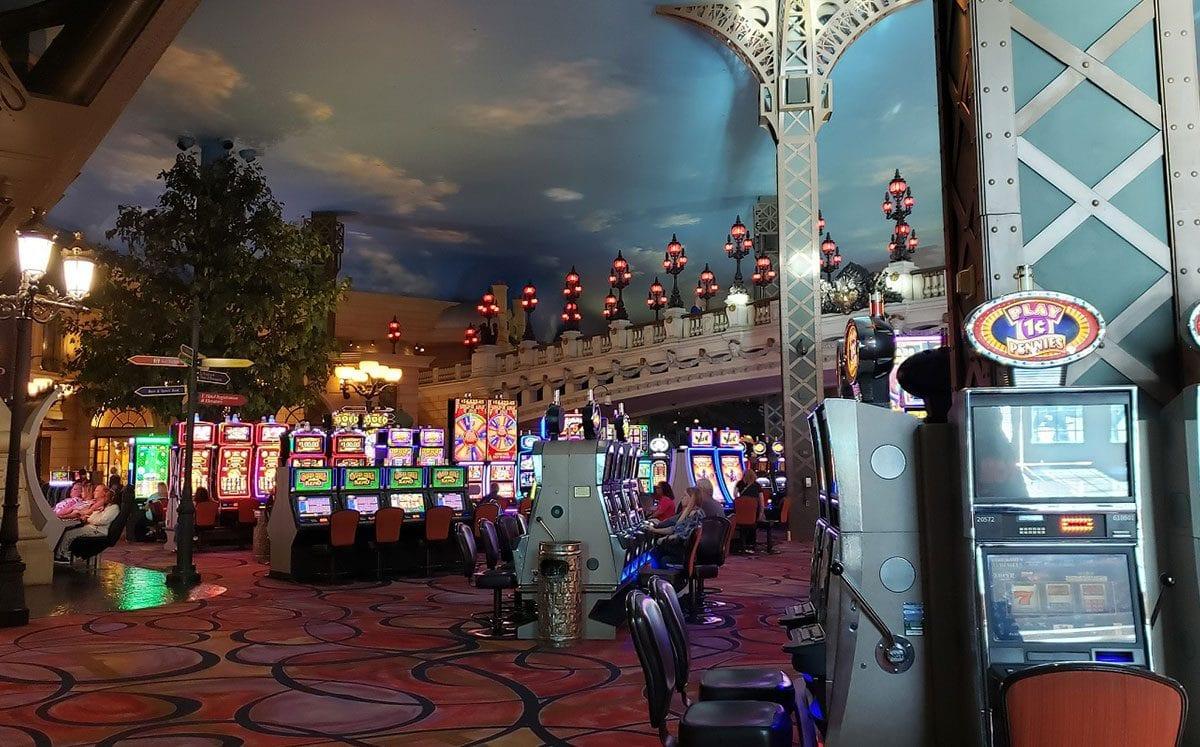 Los Grandes Casinos en la ciudad del pecado…