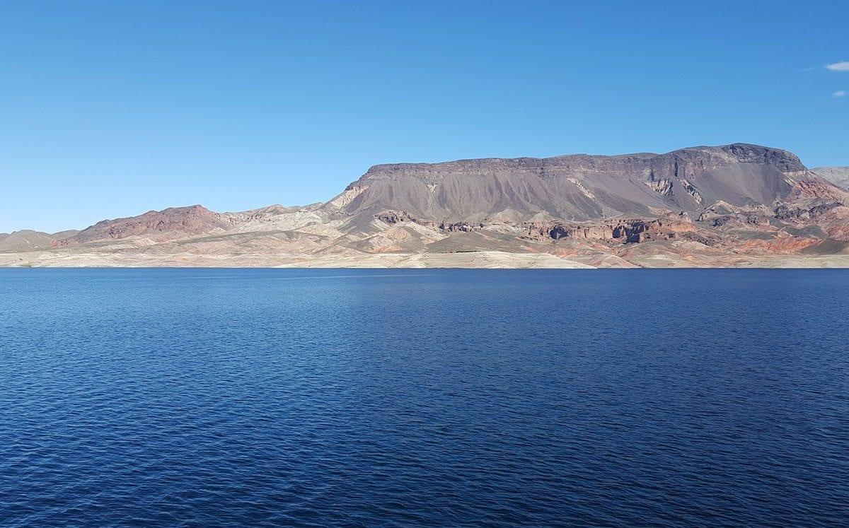 Un Paseo por el Lago Mead