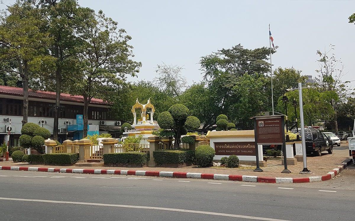 Disfrutando de la ciudad en Tuk Tuk
