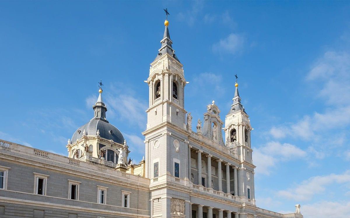 Catedral de la Almudena… la iglesia más importante de Madrid