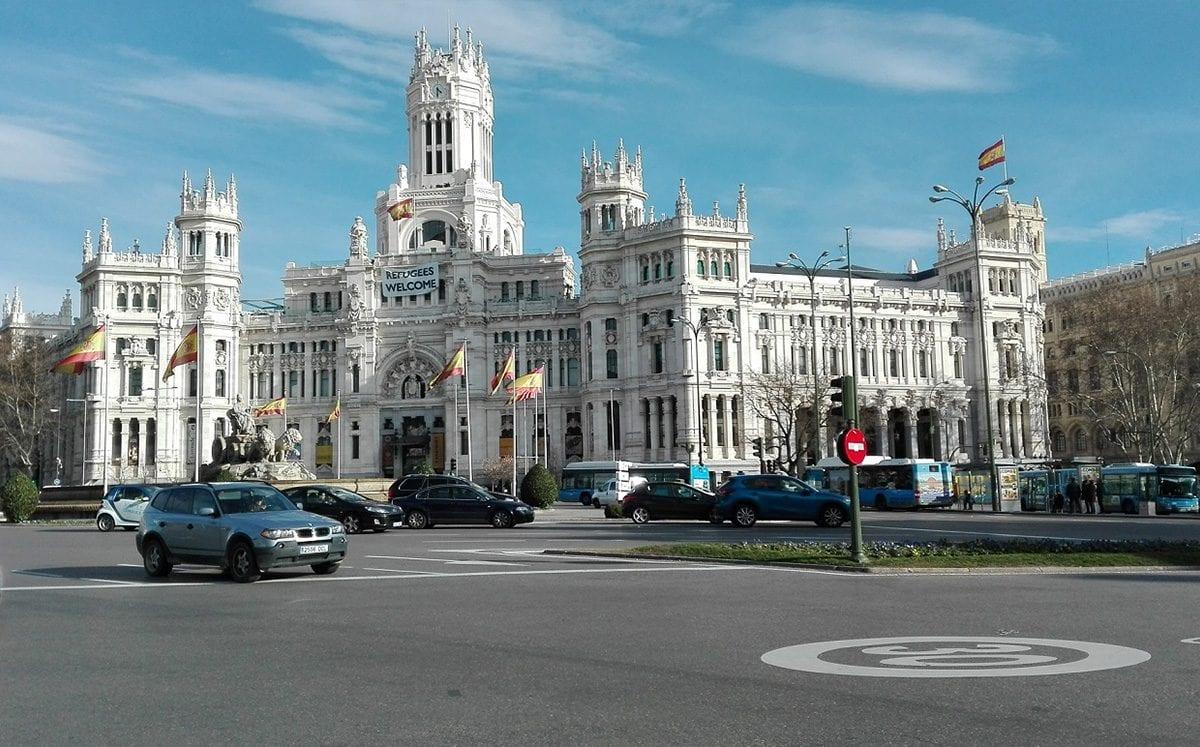 Cómo moverse en Madrid
