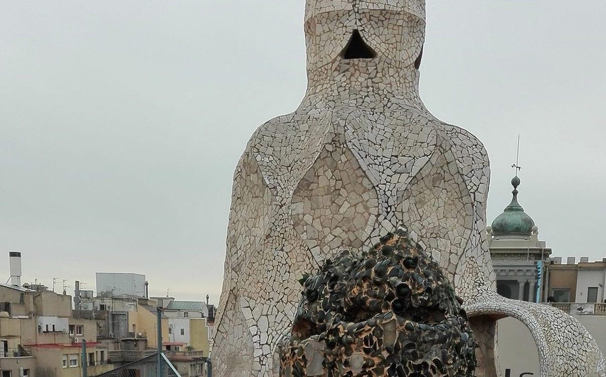 La Pedrera de Gaudí –Casa Milà