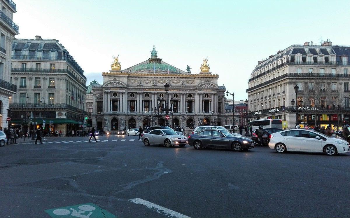 Cómo moverse en París