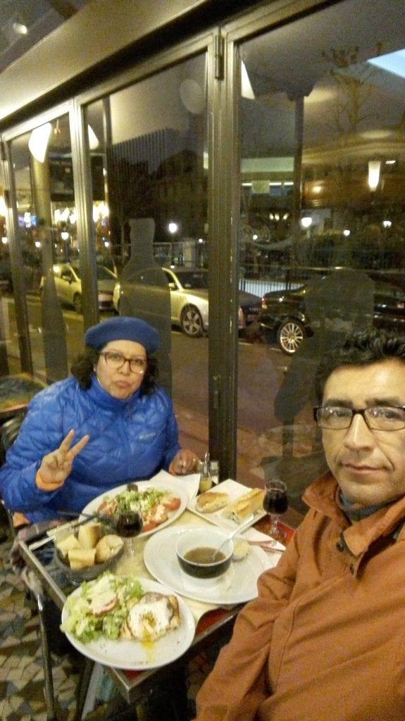 Le Malakoff… Restaurante con vista espectacular