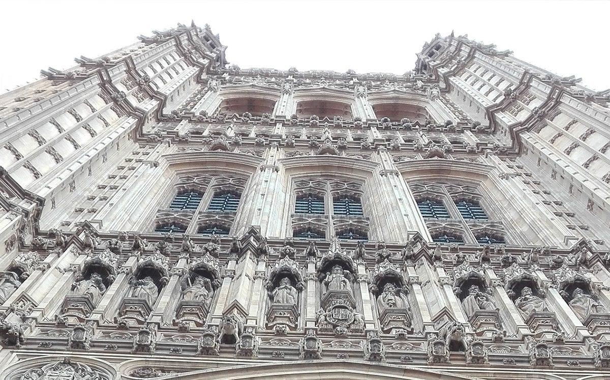 Abadía de Westminster… tradición monarca