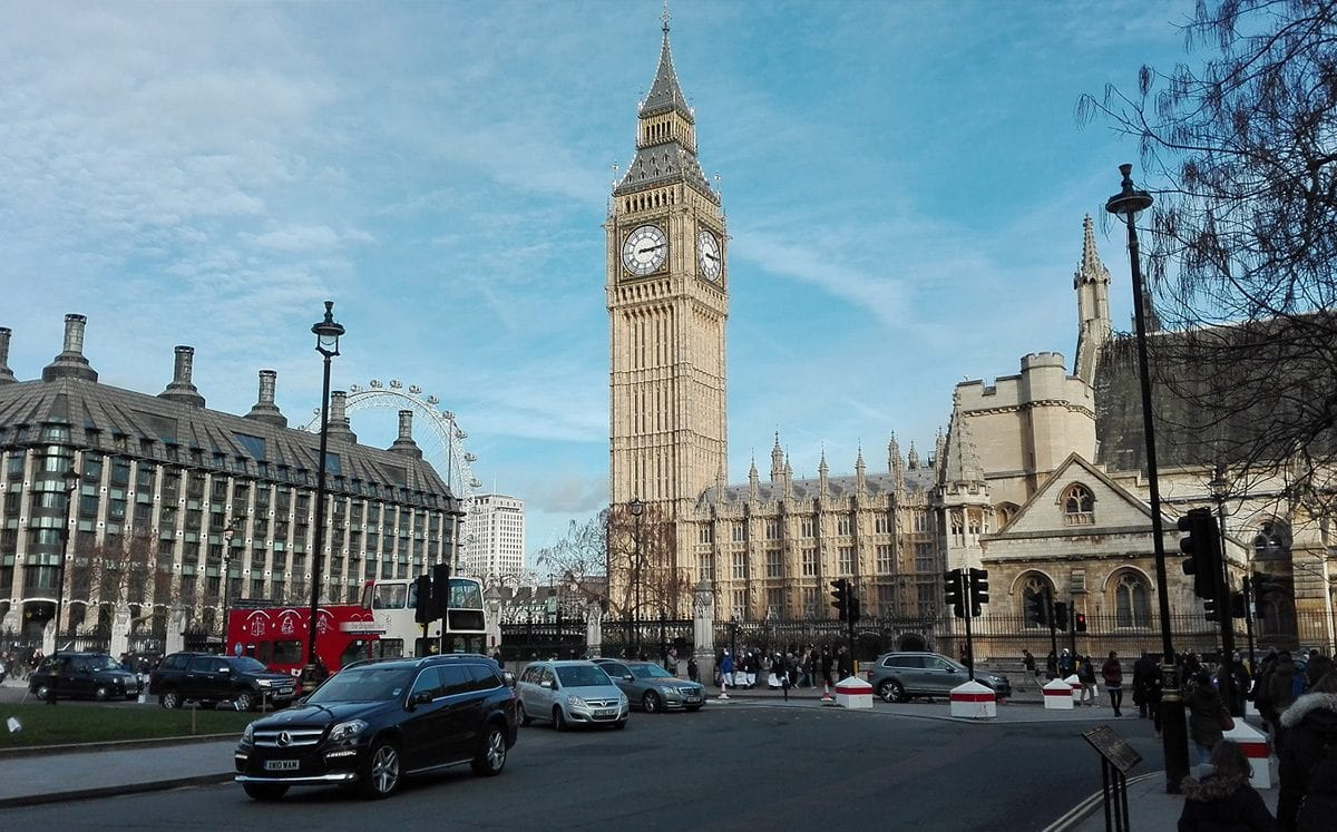 Big Ben… el reloj más famoso y simbólico de Londres