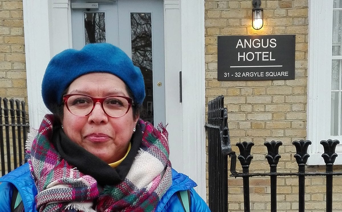 Angus Hotel… con estilo londinense