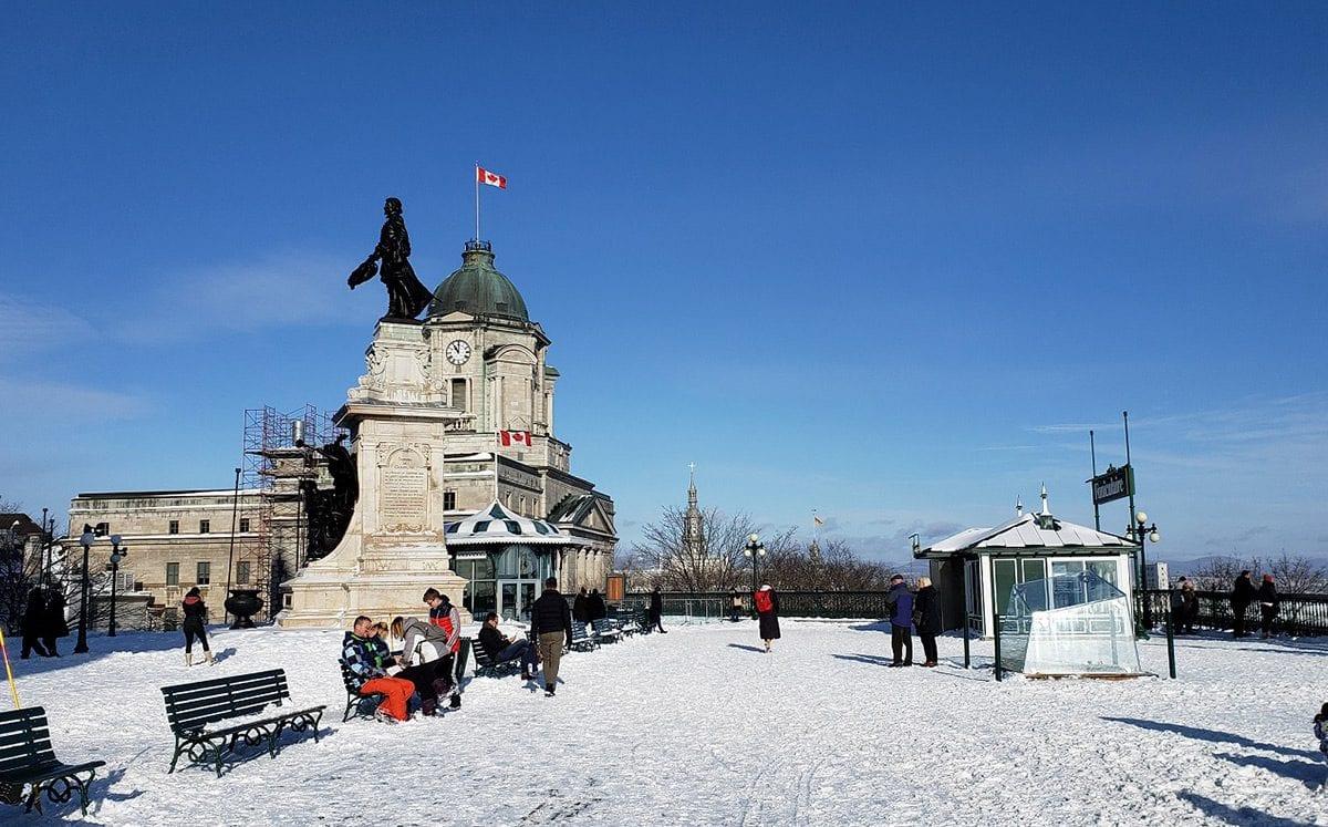 Old Quebec… el Viejo Quebec