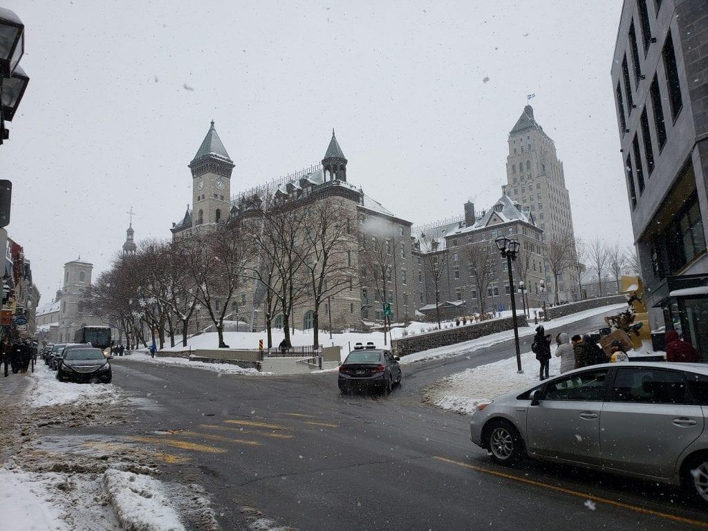 Quebec… un trocito de Europa en Canadá