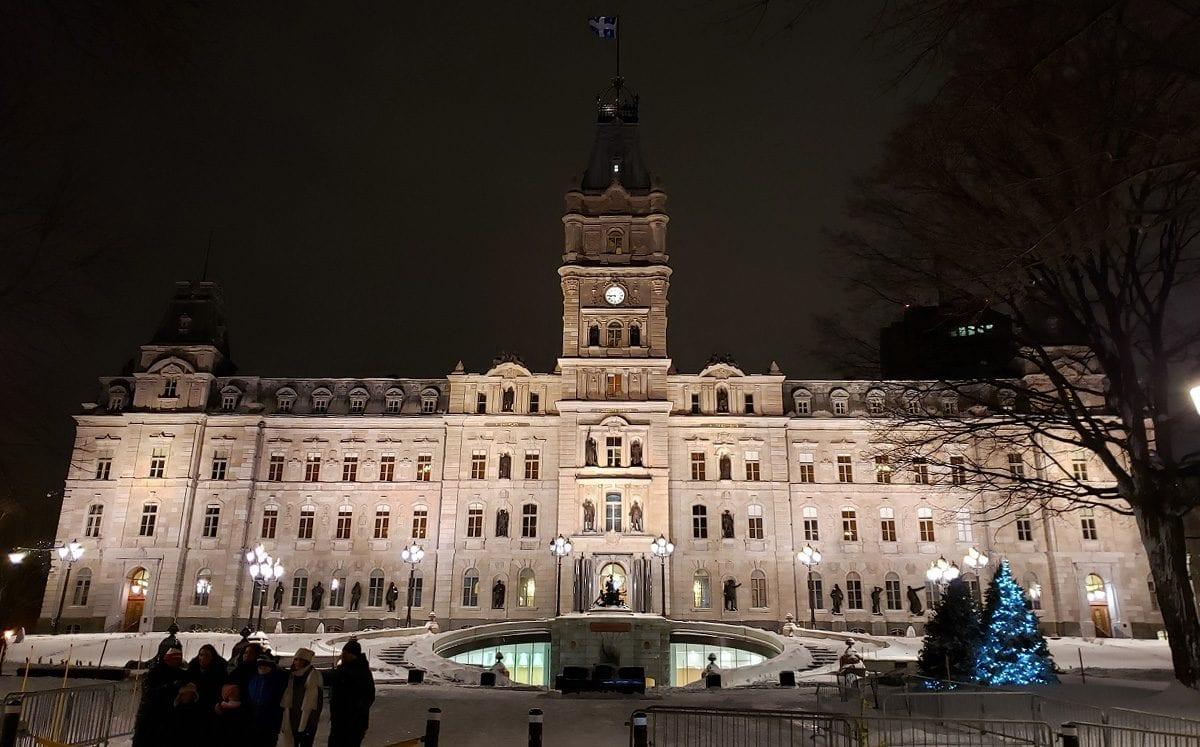 Colina Parlamentaria… vista espectacular