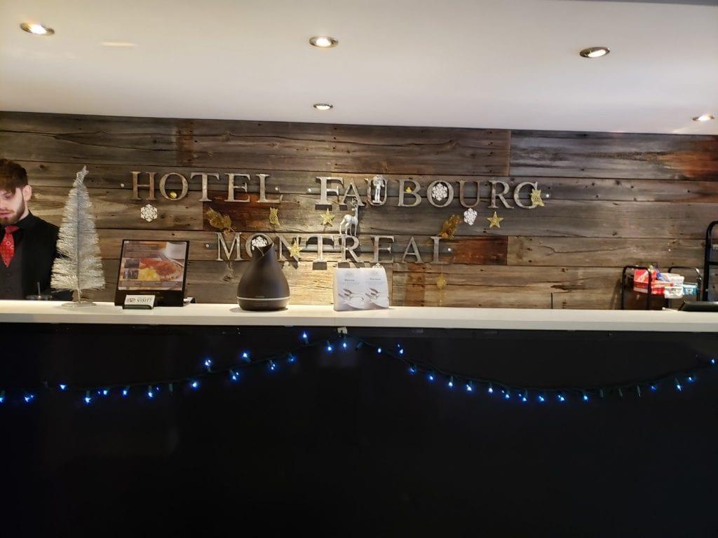 Hotel Faubourg… muy buena opción para hospedarte