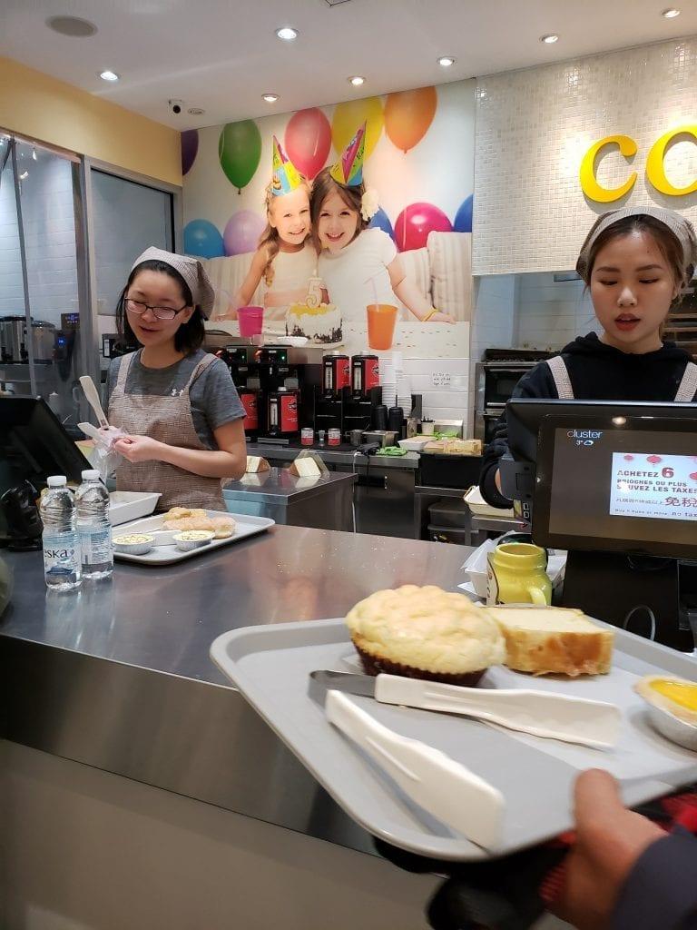 Pâtisserie Coco… panadería y pastelería asiática