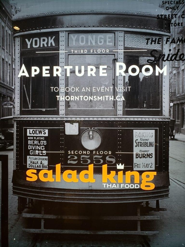 Salad King… restaurante con mucho sabor y sazón thai