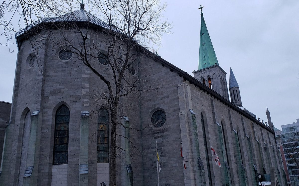 Basílica de Saint Patricio… belleza arquitectónica