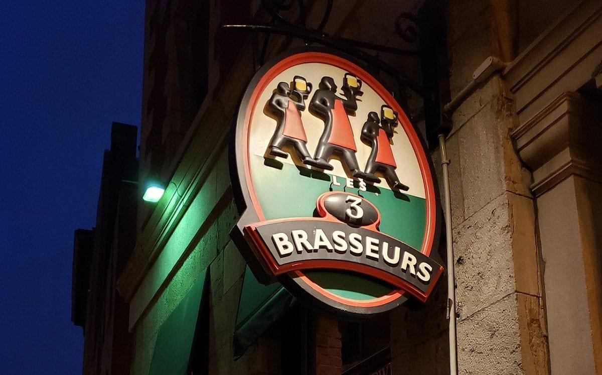 3 Brasseurs Saint-Paul… tres cerveceros de Saint Paul