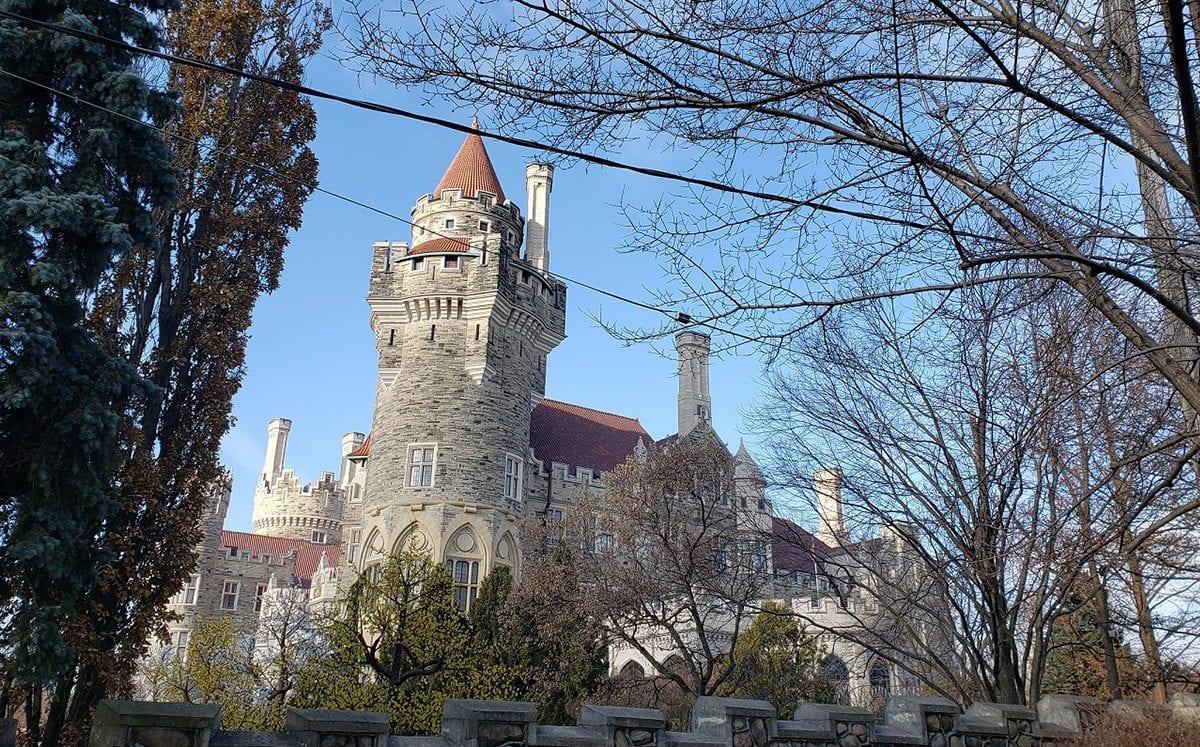 Casa Loma… el único castillo de Norteamérica que se localiza en Toronto