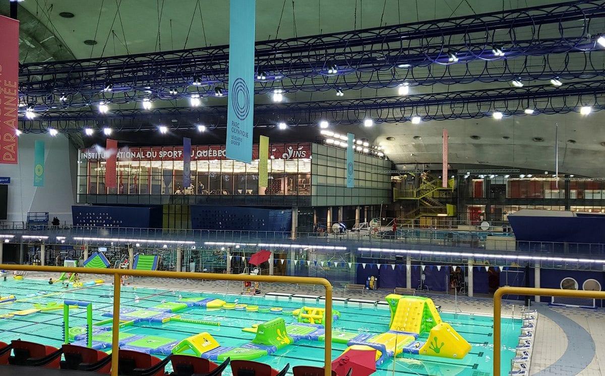 Estadio Olímpico… Sede de los Juegos Olímpicos del 76